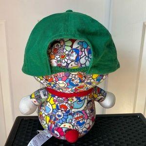 Topshop Accessories - Topshop Zebra Green Cap